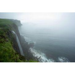 Cascade sur l'île de Skye