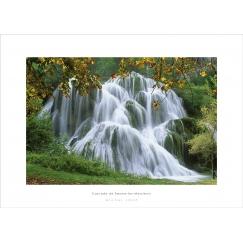 Cascade de Baume-les-Messieurs - Jura