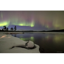 Crepuscule boreale II