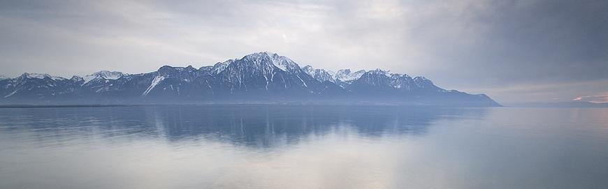 Lacs, mers et océans